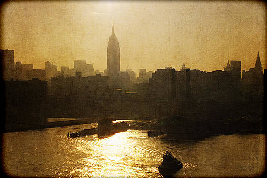 Joann Vitali - Empire State Building Sunrise - NYC