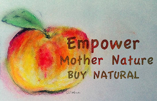 Empower Mother Nature by Jesse Morales AKA Feeding A Mood
