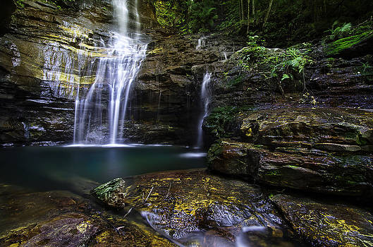 Empress Falls by Tony Heyward