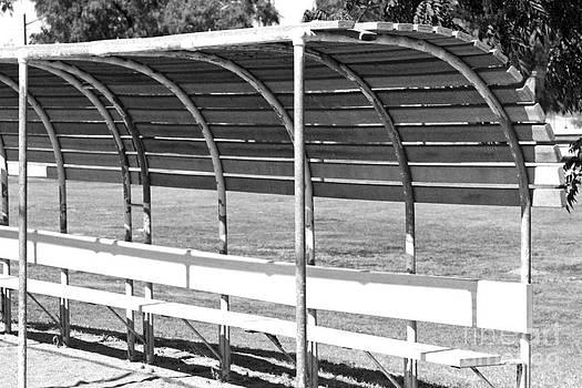 Empty Bench by Benny Kennedy