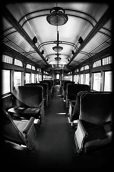 Empty Streetcar by Edser Thomas