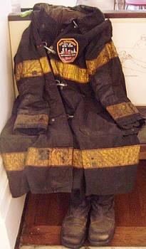 Empty Uniform - 911 by Ann Whitfield