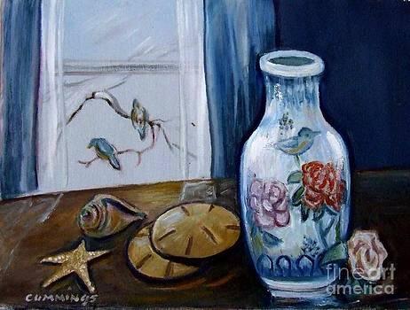 Empty vase by John Cummings