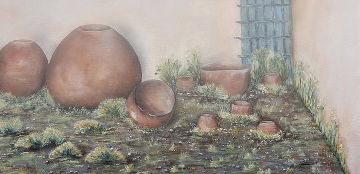 En La Esquina by Gina Cordova