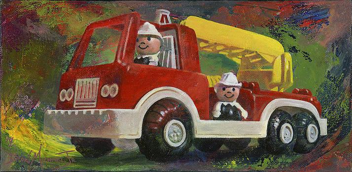 En Route by Don Michael Jr