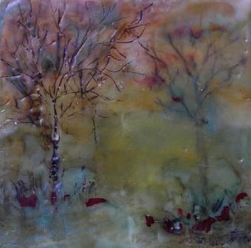 Encaustic #1 by Terry Honstead