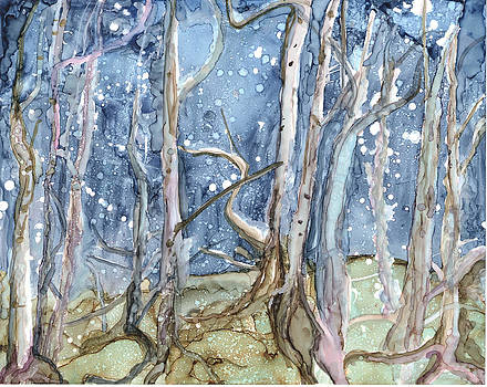 Enchanted Forest by Lin Deahl