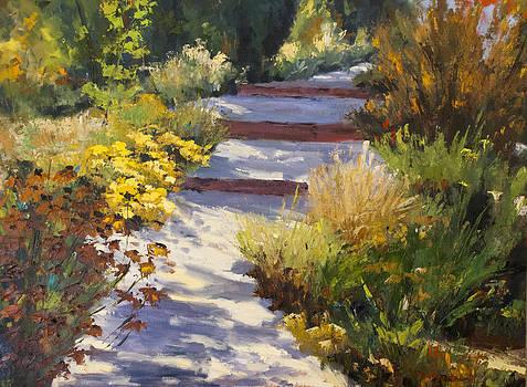Enchanted Path by Kit Hevron Mahoney