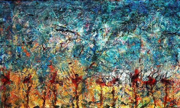 Enchanted Waltz by Clara K Johnson