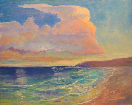 Encinitas Sunrise by Jim Noel