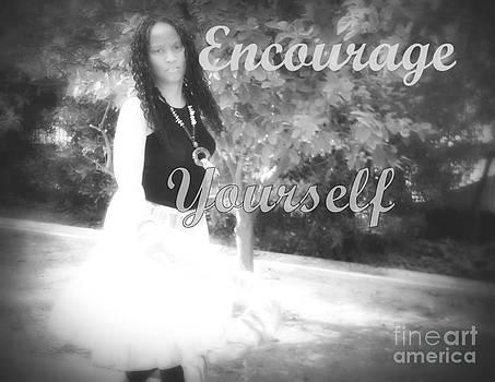 Encourage Yourself by Aldonia Bailey