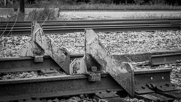 End of the Line by Guy Whiteley