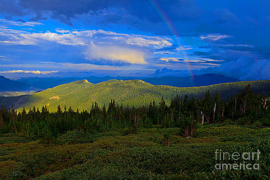 End Of the Rainbow by Barbara Schultheis