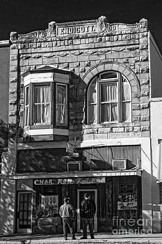 Endicott Building Monochrome by Jim McCain