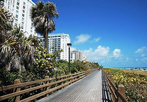 Ramunas Bruzas - Endless Boardwalk