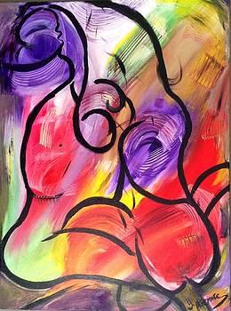 Sensual perception by Yasmina Altomare
