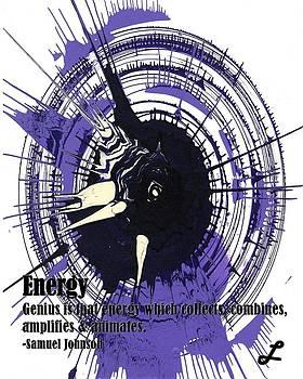 Energy by Luz Elena Aponte