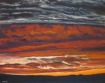 Energy of Light by Harvey Rogosin