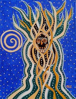 Energy of the Night by Carolyn Cable