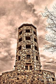 Enger Tower by Michelle and John Ressler