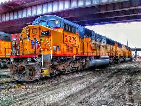 Engine 2279 by Dustin Soph