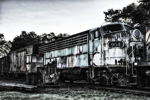 Engine 904 by Michael White