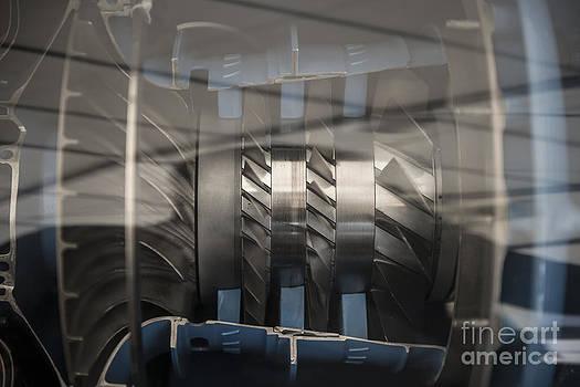 Engine by Mats Silvan