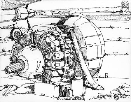 Engine Without A Plane by Ben Bensen III