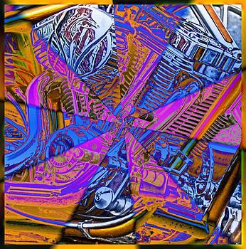 Joe Bledsoe - Engine work