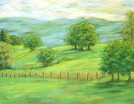 English Countryside by Rebecca Prough