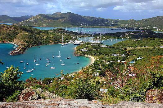 Sophie Vigneault - English Harbor View