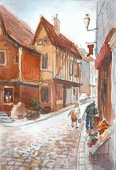 English Street by Yevgenia Watts
