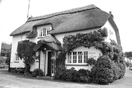 Venetia Featherstone-Witty - English Thatched Cottage
