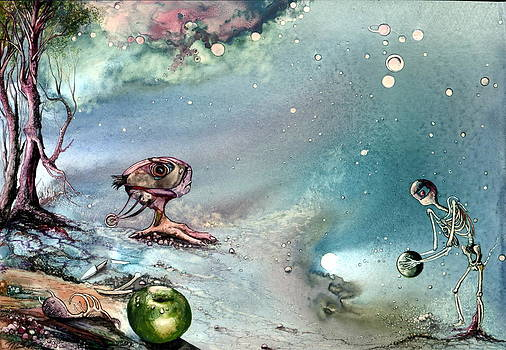 Enigma by Mikhail Savchenko