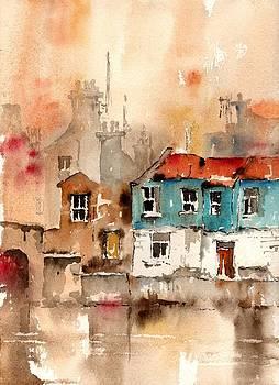 Val Byrne - Ennistymon reflections