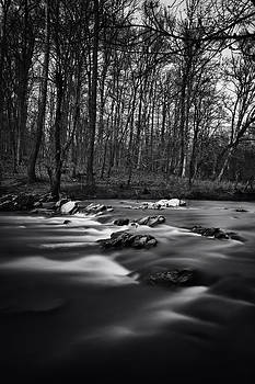 Eno River Smooth by Ben Shields