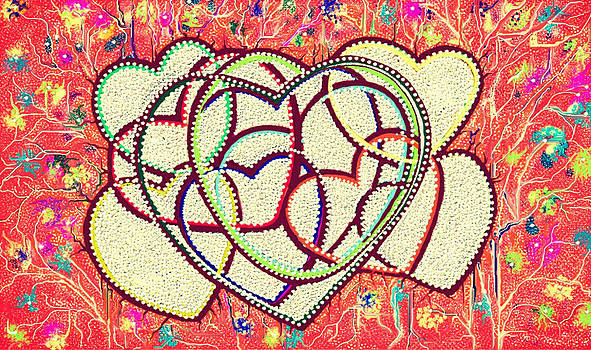 Entangled Hearts by Karunita Kapoor
