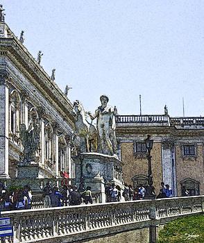 Jan Hagan - Entering Rome