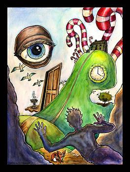 Entering the Lucid Dream by John Ashton Golden