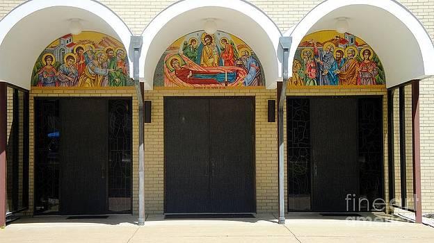 Entrance by Jackie Bodnar