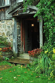 Entrance by Stella Marin