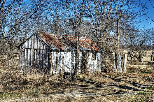 Entry Barn II by Lisa Moore