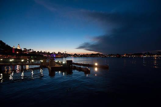 Epcot Bay by Jeffrey Yeung