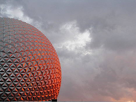 Epcot by Greg Simmons