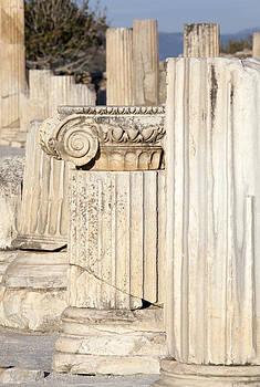 Ramunas Bruzas - Ephesus Columns