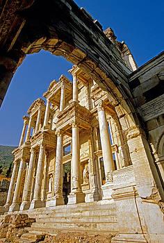 Dennis Cox - Ephesus library 2