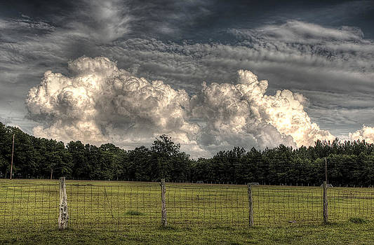 Epic Clouds by David Paul Murray