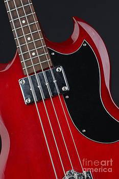 Gary Gingrich Galleries - Epiphone SG Bass-9193