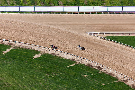 JOHN FERRANTE - Equestrian Duel
