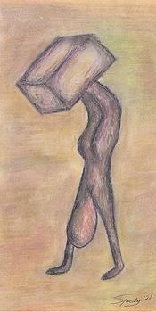 Equilibrium's illusion by Salvatore Spucches